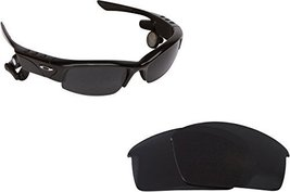 New SEEK OPTICS Replacement Lenses Oakley THUMP PRO - Polarized Grey - $18.30
