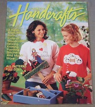 Country Handcrafts Summer 1994 - Fresh from the Farm, Sewing, Knitting &... - $8.86