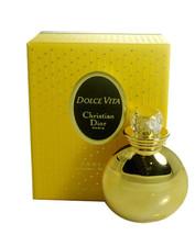 DOLCE VITA Christian Dior Perfume PURE PARFUM 0.25 oz REFILL FRAGRANCE W... - $229.99