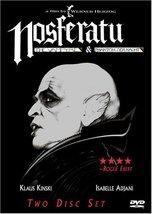 Nosferatu (The Vampyre / Phantom Der Nacht) (DVD, 2002, 2-Disc Set)