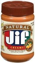 Jif Natural Creamy Peanut Butter Spread, 28-Oun... - $53.91
