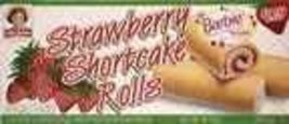 Little Debbie Strawberry Shortcake Rolls, 6 ct - $10.05