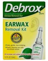 Debrox Ear Wax Removal W/ Size .5z Debrox Ear W... - $58.38