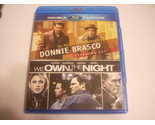 Donnie Brasco Extended Cut/We Own The Night 2 disc Blu-ray