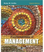 Fundamentals of Management 8th Edition (Instant... - $1.48