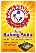 Arm and Hammer Baking Soda, 2 Lb Box (Pack of 2) - $15.72