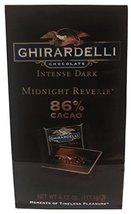 Ghirardelli Chocolate Intense Dark 86% Cacao Midnight Reverie Gift Bag, 4.12oz - $9.73