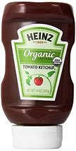 Heinz, Organic Ketchup, 14oz Bottle (Pack of 3) - $23.97