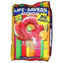 LifeSavers, 5-Flavor Assortment Hard Candy, 41oz Bag (Pack of 3) - $47.47