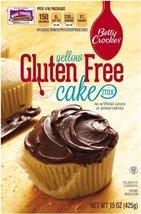 Betty Crocker Baking Mix, Gluten Free Cake Mix, Yellow, 15 Oz Box (Pack ... - $65.79