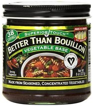 Base Vegetable (Pack of 6) - $74.52