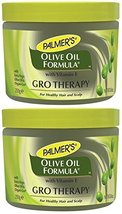 Palmer's Olive Oil Formula Gro Therapy for Healthy Hair and Scalp, 8.8 oz. (Pack - $23.96
