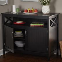Kitchen Cabinets Wood classic Contemporary Brow... - $234.92