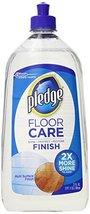 Pledge Floor Gloss, Original, 27 fl oz, Pack of 6 - $86.40