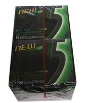 Wrigley's New 5 Rain...a Tingling Spearmint(pack of 2) - $39.55
