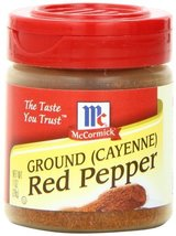 McCormick Red Pepper, Ground (cayenne), 1-Ounce Units (Pack of 6) - €27,79 EUR