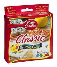 Food 4Color Gel Clssc (Pack of 6) - $49.15
