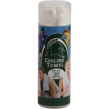 "NCAA Michigan State Spartans Cooling Towel   26"" X 16"" - $16.65"