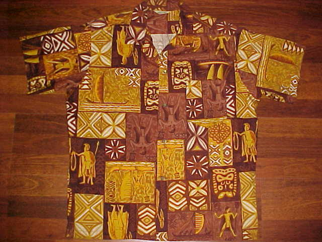 ff1093d8 Made in Hawaii Brown Tiki Samoan Men Island and 50 similar items. S l1600