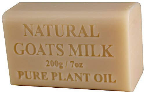 Natural Goat Milk Soap 200g 7 Ounce