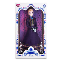 Limited Edition Elsa Doll - Frozen Fever - 17'' NRFB 2015 Wintry wonder ... - $219.99