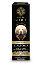 BEAR POWER SUPER INTENSIVE ANTI-WRINKLE FACE CREAM For Men Natura Siberica - $39.95