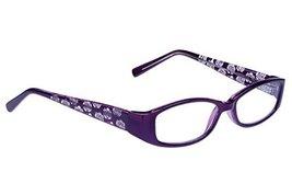 "Foster Grant Designer ""Sweetie"" Purple +1.25 - $16.88"