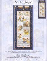 Be An Angel JE091 cross stitch chart Joan Elliott Designs - $14.00
