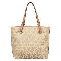MICHAEL Michael Kors Jet Set Grab Bag (Beige/Ca... - $248.00