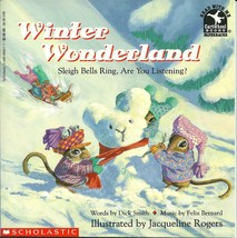 Winter Wonderland Sleigh Bells Ring Are You Listening 1993 Softcover Book - $1.99