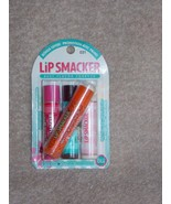 4 Lipsmacker #031 CHERRY CREAM ROOT BEER FLOAT VANILLA MALT ORANGE SHERB... - $7.87