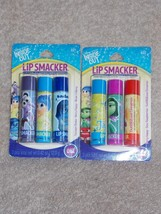 3 Lip Smacker Disney Pixar INSIDE OUT Choose Your Favorite Lip Balms .42... - $9.89+