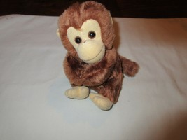 Stuffed Animal, Monkey, by Russ , Pre Owned , Vintage - $13.86