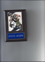 Steven Jackson Plaque St. Louis Rams Football Nfl - $0.01