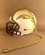 SAN DIEGO CHARGERS LIGHT/FAN PULL & CHAIN  NFL FOOTBALL - $7.61