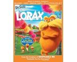 Dr. Seuss' The Lorax (Blu-ray/DVD, 2012, 2-Disc Set)