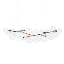 JR1972 LONG BUBBLE CHANDELIER - $2,389.00+