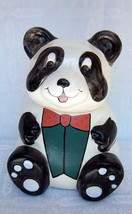 Panda Bear Cookie Jar - $95.00