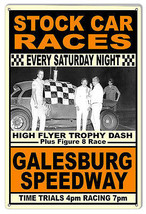 High Flyer Trophy Dash Galesburg Motor Speedway - $25.74