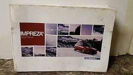 2005 Subaru Impreza Owners Manual User Guide by Nissan - $34.64