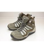 Merrell Size 7.5 Olive Hiking Boots Women's Waterproof - $64.00
