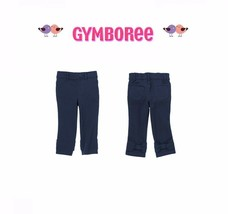 """Gymboree Baby Girl """"Parisian Afternoon"""" Bow Ponte Pant New Size 6-12/18-24 - $25.86+"""