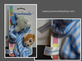 Garanimals Baby Rattle Booties Blue NWT 3 Months + - $7.99