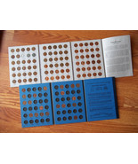 Lincoln Cent Collection 1941-1974 Coins Lincoln Cents Starting 1975 #3 2... - $71.25