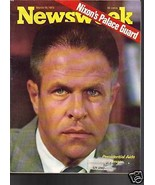 Newsweek Magazine Nixon's Palace Guard March 19, 1973 - $14.84