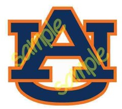 Auburn Logo Cut Designs Silhouette Cricut Designs Instant Download - $3.50