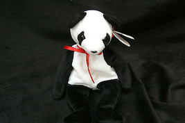 """Ty Original Beanie Baby """" Fortune """" Errors New !997 Retired Kept in Display Case image 1"""