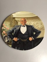 """1982 Knowles 8"""" Collector Plate Daddy Warbucks ... - $13.09"""