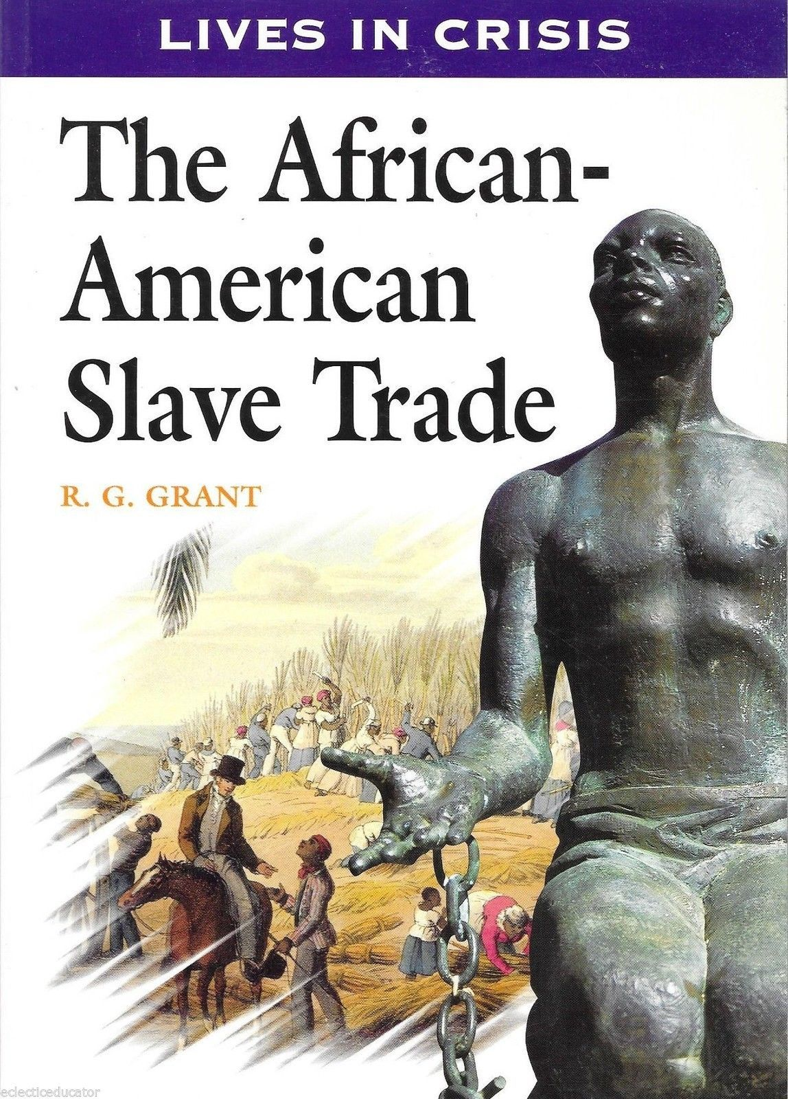 an analysis of the african american slavery in different books by various authors The african-american mosaic held slaves, as did african americans and and also to appeal to the legislatures of the various states to abolish slavery.