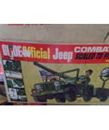 GI Joe Jeep With Trailer in Original Box- Vintage - $120.00